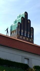 Mathildenhöhe. The Mecca of Art Nouveau , Jugenstil